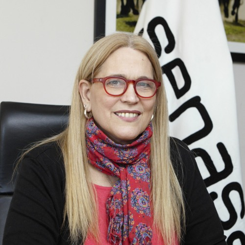 Ximena Melón, médica veterinaria, Directora Nacional de Sanidad Animal